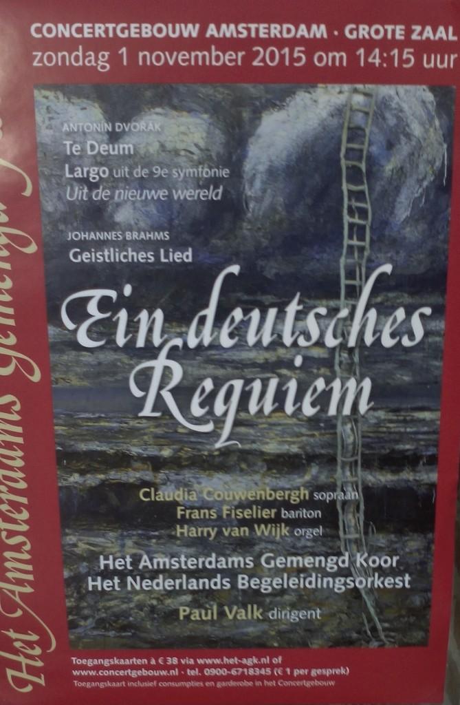 Concertgebouw programma