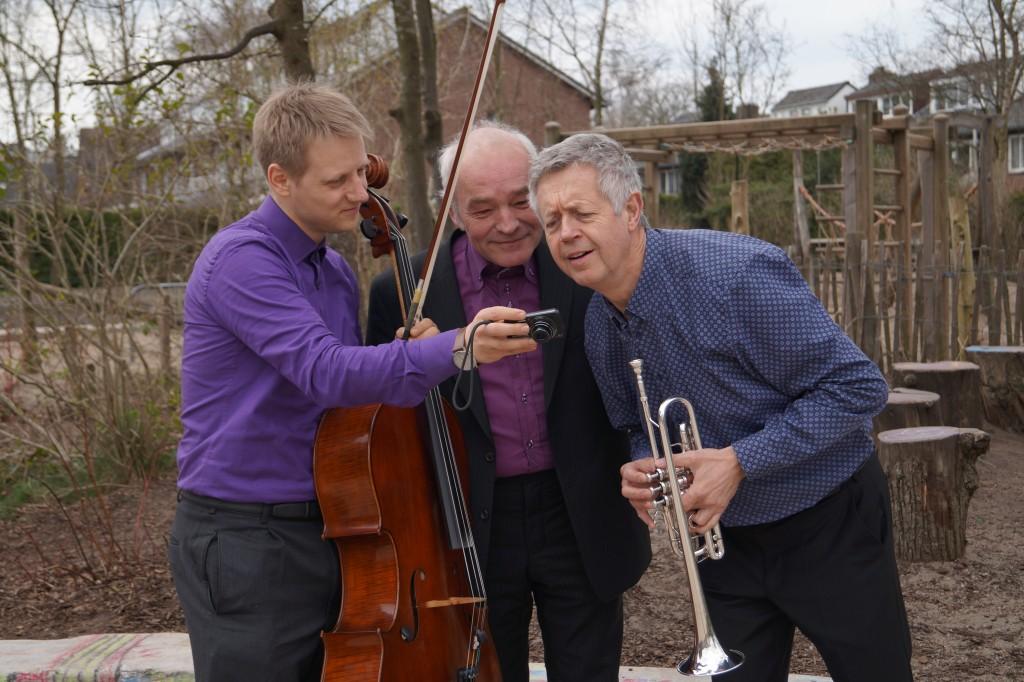Triple Berry Trio